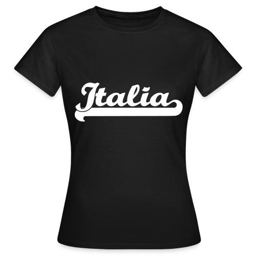 MAILLOT FEMME ITALIA  - T-shirt Femme