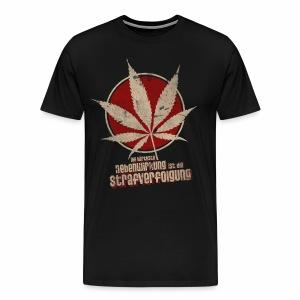 Nebenwirkung Männershirt - Männer Premium T-Shirt