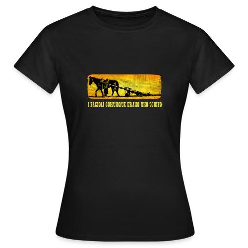 I fagioli comunque... (Trinità) - Bud & Terence Style Collection - Maglietta da donna