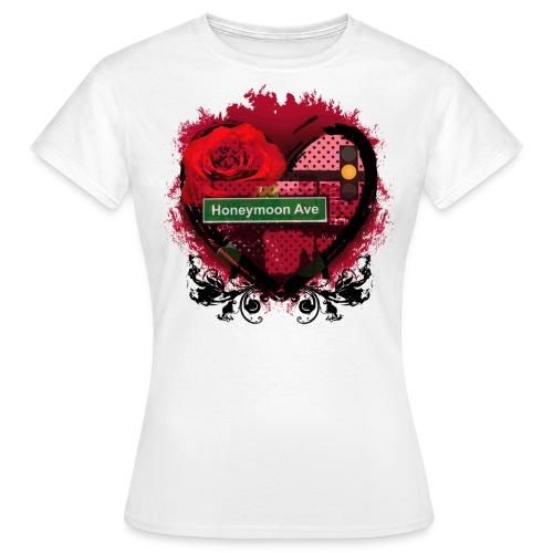 Honeymoon Avenue - Women's T-Shirt