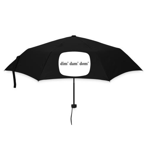 dim dam dom 60s - Parapluie standard