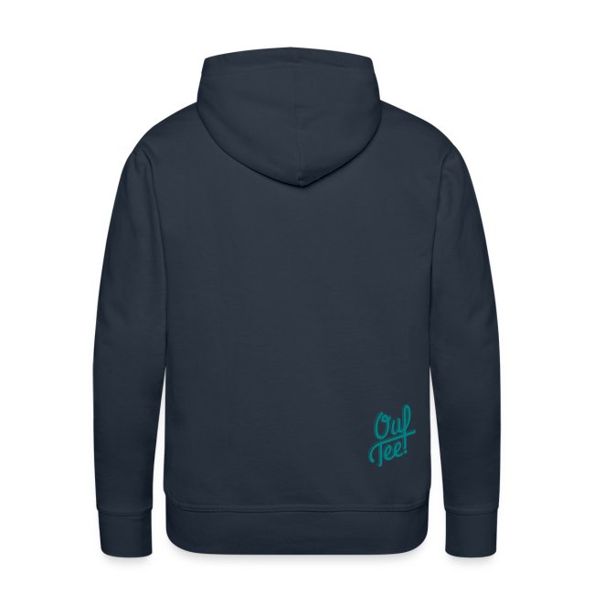 Pizzaiolo Hoodie for men (by Mata7ik)