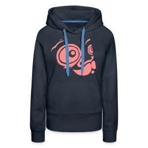 Pizzaiolo Hoodie for women (by Mata7ik) - Sweat-shirt à capuche Premium pour femmes