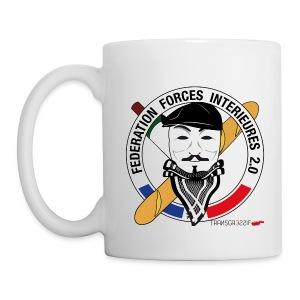 MUG FFi anonymous - Mug blanc