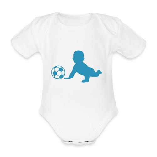 Baby Body - Junge - Baby Bio-Kurzarm-Body