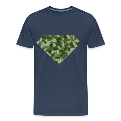diamant t-shirt - Mannen Premium T-shirt