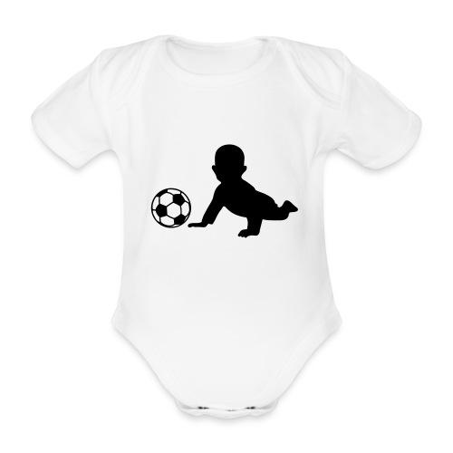 Baby Body Jungen - Baby Bio-Kurzarm-Body
