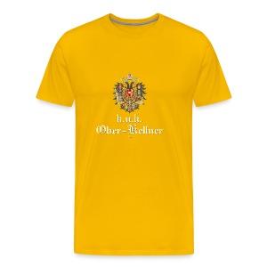k.u.k. Oberkellner - Männer Premium T-Shirt