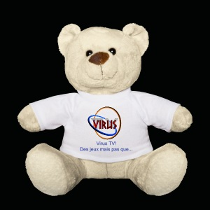 Ourson en peluche - Virus TV - Nounours