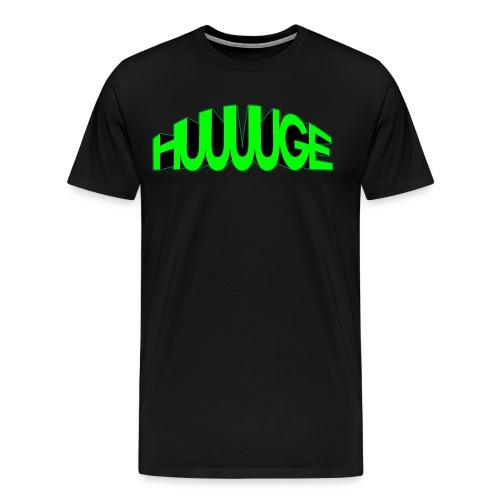 HUUUUGE - Trevor quickshot Henry Fanshirt - Mundo Version - Männer Premium T-Shirt