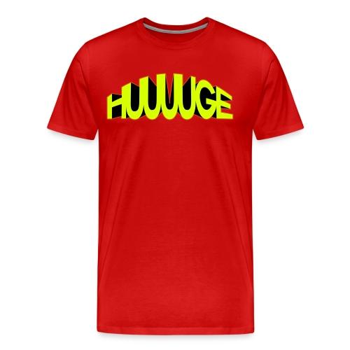 HUUUUGE - Trevor quickshot Henry Fanshirt - Männer Premium T-Shirt