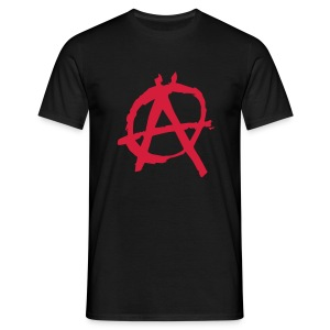 anarchy t-shirt - Men's T-Shirt