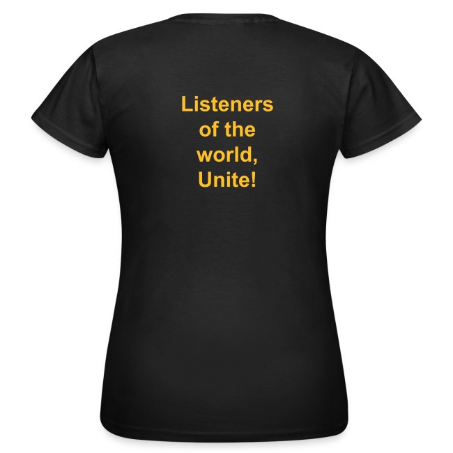 Listeners of the World, Unite!
