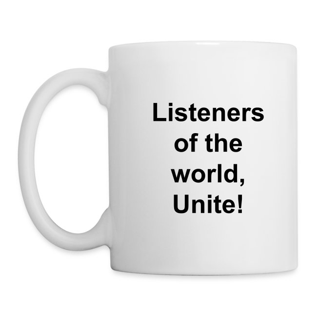 Listeners of the World Cuppa