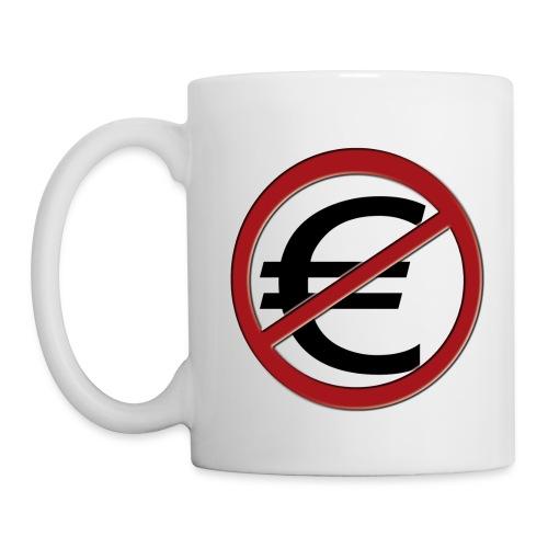 MUG non euro - Mug blanc