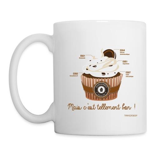 MUG cupcake - Mug blanc