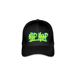 hip hop graffiti - Casquette Flexfit