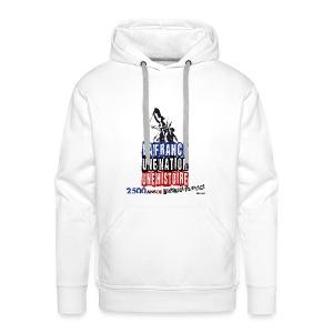 SWEAT à  capuche homme 1789 - Sweat-shirt à capuche Premium pour hommes