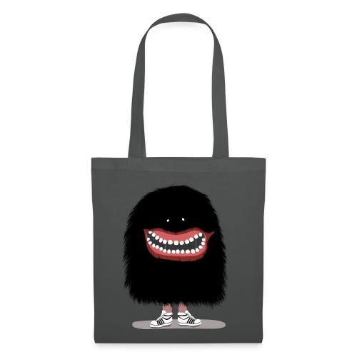 Monster Smile - Stoffbeutel