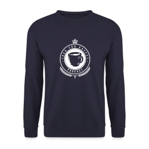Blå sweatshirt Royal by CNAP - Herrtröja
