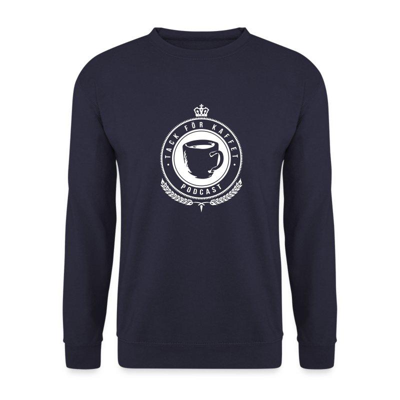 Blå sweatshirt Royal by CNAP - Herrtröja