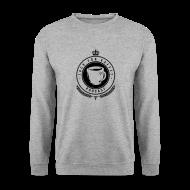 Tröjor ~ Herrtröja ~ Vitgrå sweatshirt Royal by CNAP
