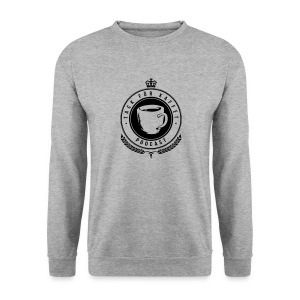 Vitgrå sweatshirt Royal by CNAP - Herrtröja