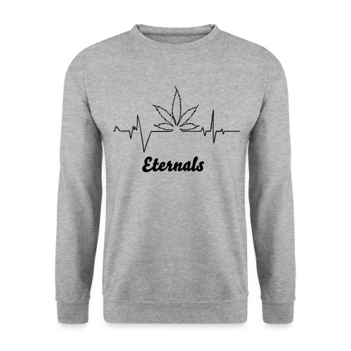 Eternals Weed - Sweat-shirt Homme