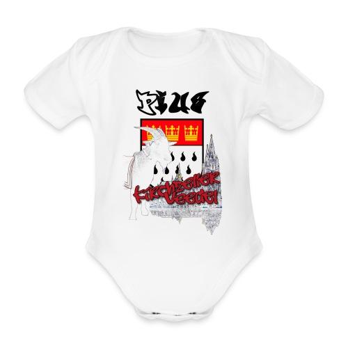 Pius - Baby Bio-Kurzarm-Body