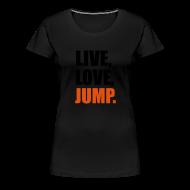 T-Shirts ~ Frauen Premium T-Shirt ~ Artikelnummer 26795953