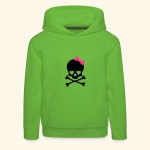 Skull for kids - Kids' Premium Hoodie