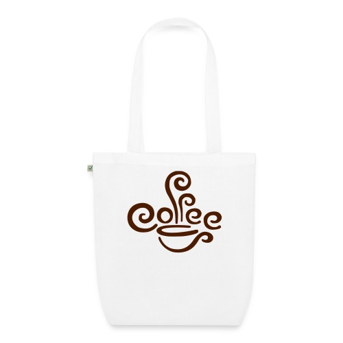coffee - EarthPositive Tote Bag
