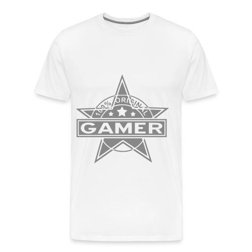 gamer 1 - T-shirt Premium Homme