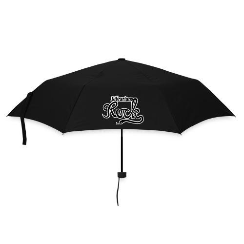 LIBRARIANS ROCK - Paraply (litet)