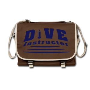 Dive Instructor - Umhängetasche