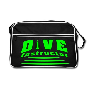 Dive Instructor - Retro Tasche