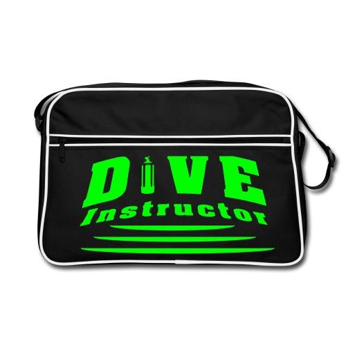 Dive Instructor - Retro Tasche