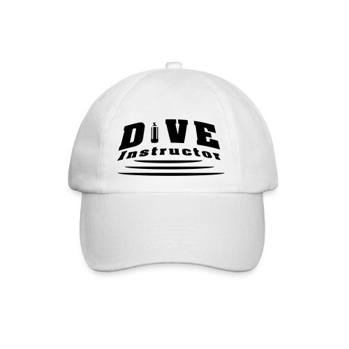 Dive Instructor - Baseballkappe