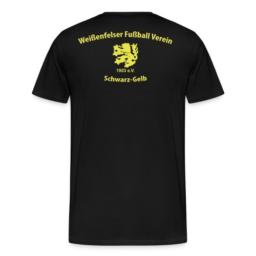 WFV Fan-Shirt Premium - Männer Premium T-Shirt