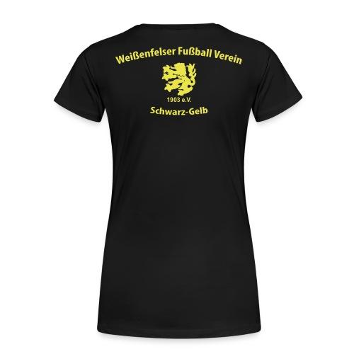 WFV Fan-Shirt für Frauen - Frauen Premium T-Shirt