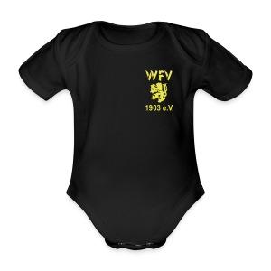 WFV Baby Body  - Baby Bio-Kurzarm-Body