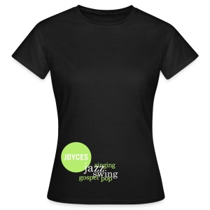 JOYCES Fan-T-Shirt Girl - Frauen T-Shirt