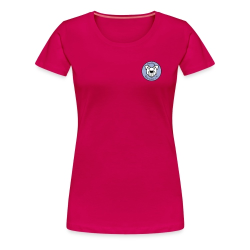T-Shirt Women Logo vorne - Frauen Premium T-Shirt