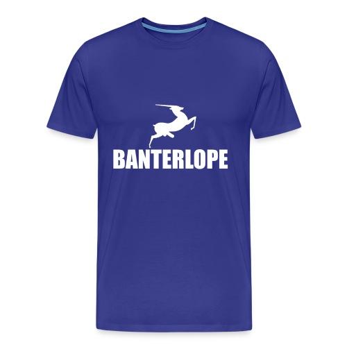 Banterlope T-Shirt   Bantertshirt - Men's Premium T-Shirt
