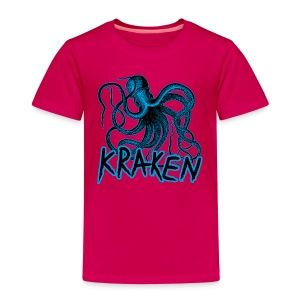 Kraken - The octopus monster - Kids' Premium T-Shirt