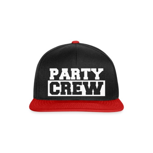 Snapback - Party Crew - Snapback Cap