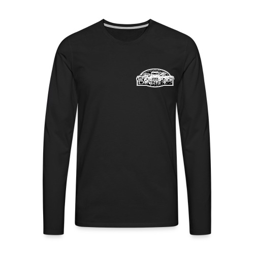 S-5XL Männer Langarmshirt  - Männer Premium Langarmshirt