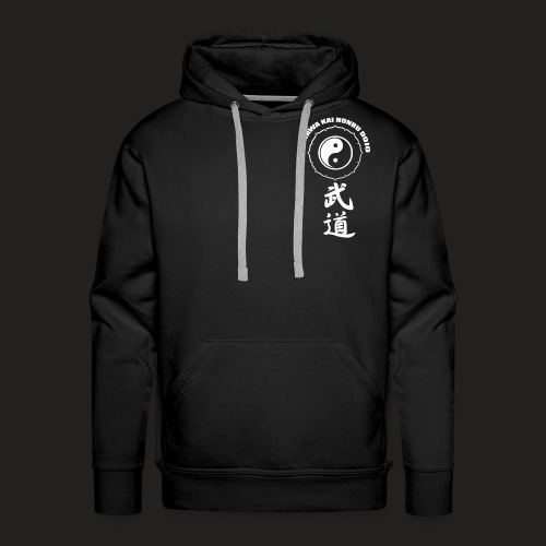 DOGO LOGO FRONT ONLY - Men's Premium Hoodie