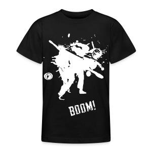 BKC BOOM T-shirt (Teen's) - Teenage T-shirt