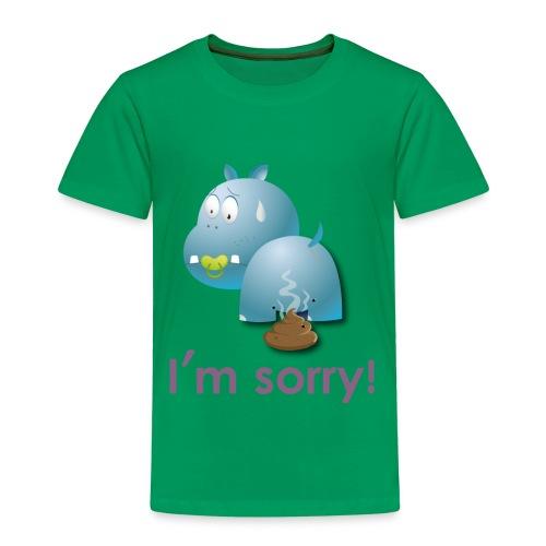 Camiseta niño hipo - Camiseta premium niño